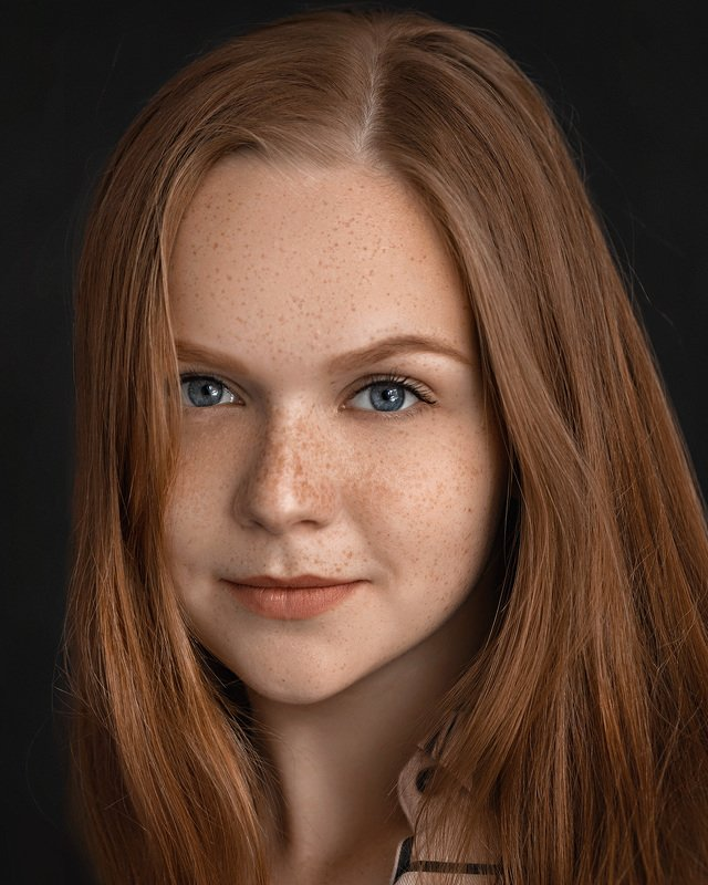 art, portrait, girl, model, арт, портрет, девушка, модель Polina фото превью