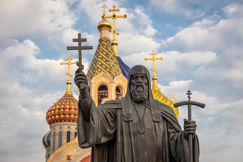 Памятник святителю Филиппуphoto preview