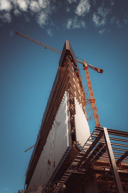 стройка, архитектура, современный,  Технология строительстваphoto preview