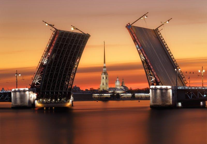 город, пейзаж Санкт-Петербургphoto preview