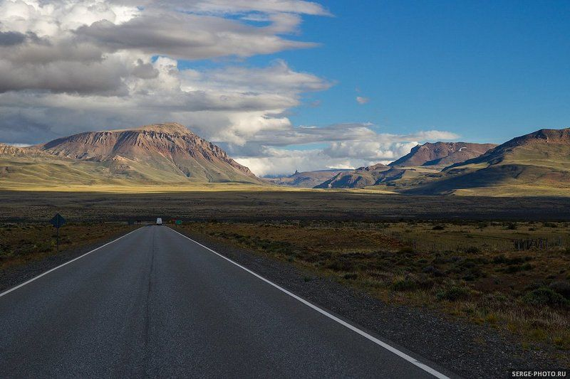 Дороги Патагонииphoto preview