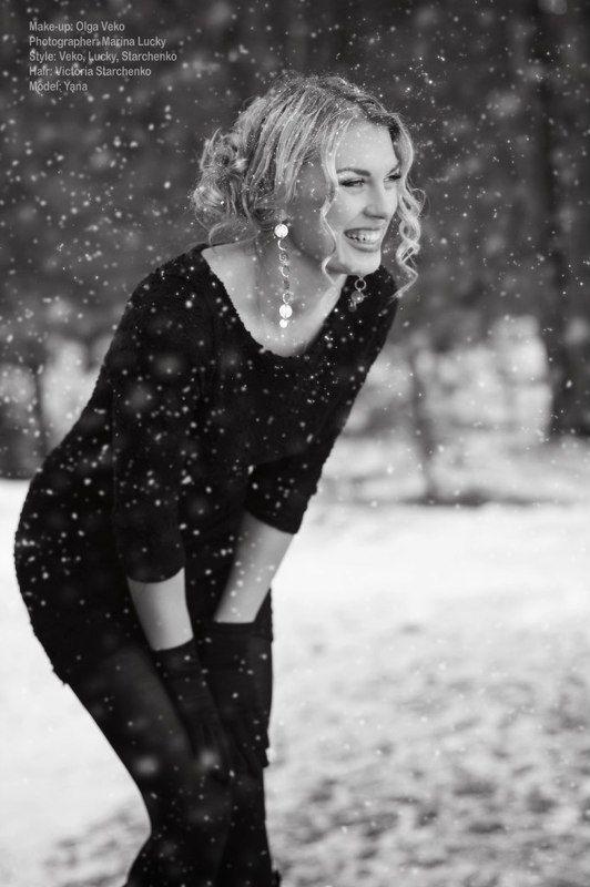 Частичка зимней радости))photo preview