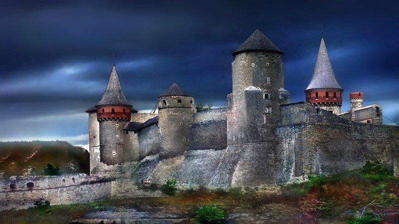 замки-крепости-украины, замок, крепость, украина, хотин, хотинская-крепость, каменец-подольский На Дерибасовской хорошая погода…photo preview