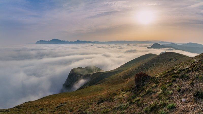 Весенние туманы Киммерииphoto preview