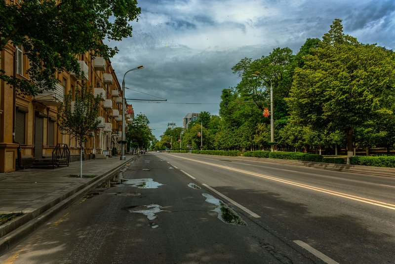 Есть улицы центральные..photo preview