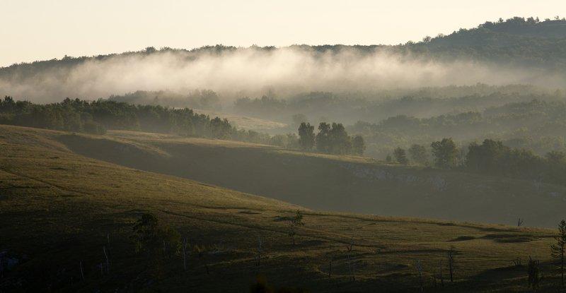 пейхаж, утро, природа Утроphoto preview