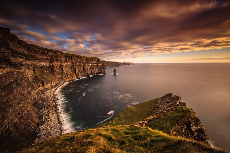 Cliffs of Moher photo preview