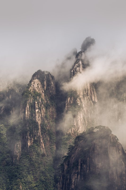 #landscape  Huangshanphoto preview
