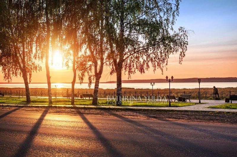 галич, озеро Тени деревьевphoto preview