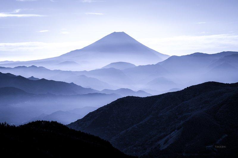 Fuji,Japan,mountain,haze,gas, Mountainsphoto preview