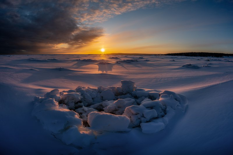 Дыхание Белого моряphoto preview