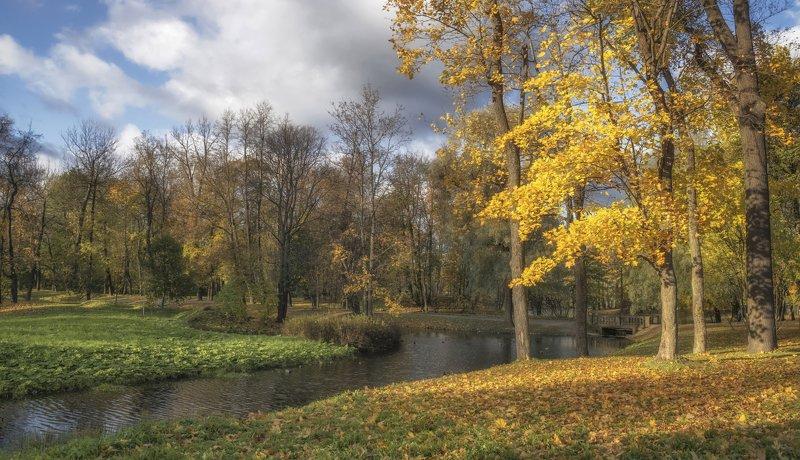 царское село, октябрь Октябрь.photo preview