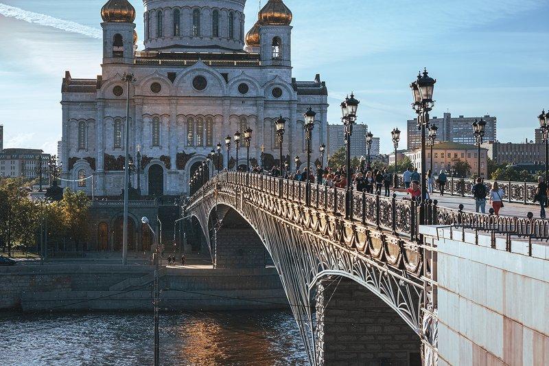 ххс, патриарший мост, Вечер на Патриаршем мостуphoto preview