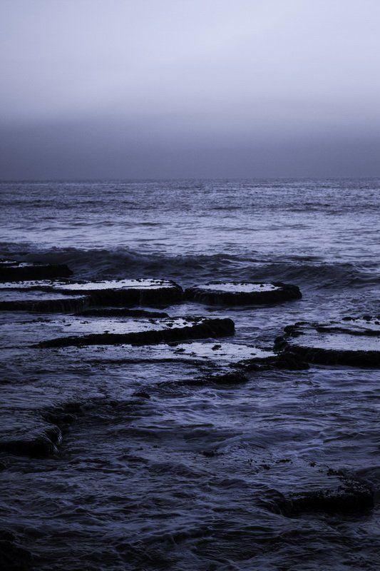 Вечернее   море.photo preview