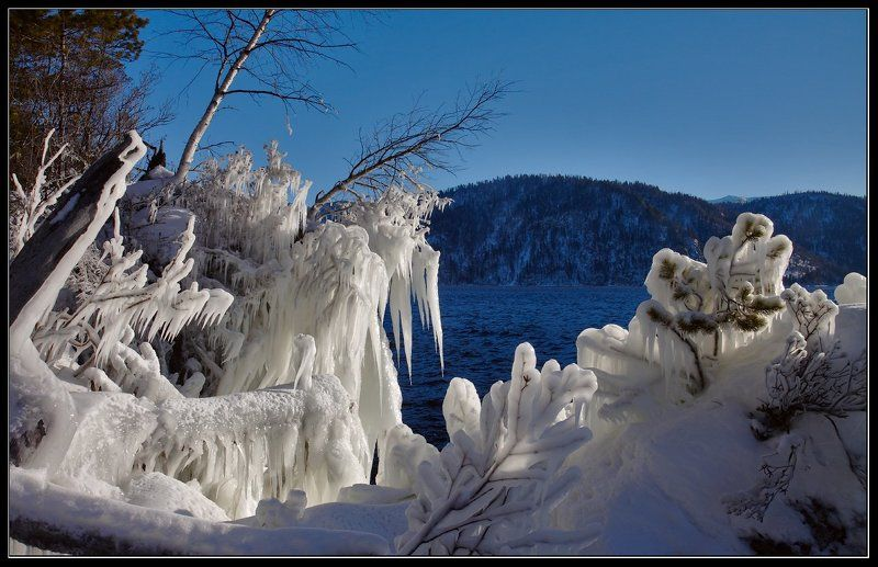 Ледяные скульптуры.photo preview
