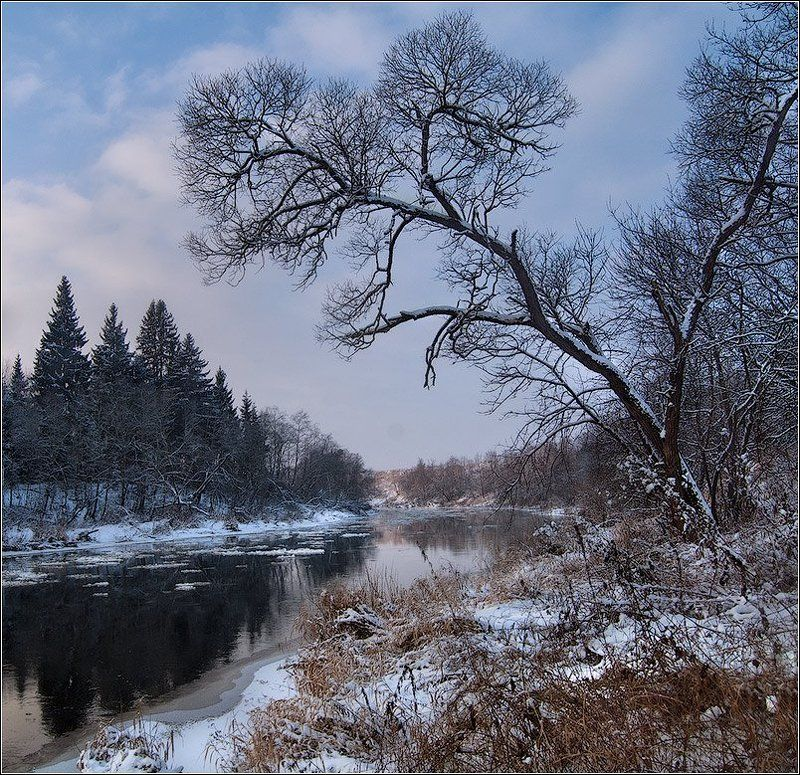 зима Зимняя...photo preview