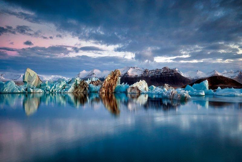 iceland Jokulsarlon lagoonphoto preview