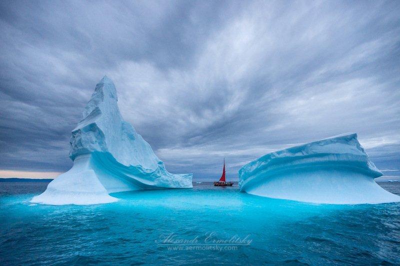 Greenland, Гренландия ~ Во льдах ~photo preview