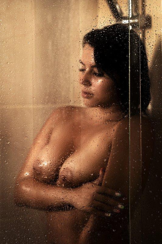 ню, эротика, портрет, девушка, жанровый портрет,  nu, nu-art, nude, грудь, топлесс, модель, обнаженная, женственность photo preview