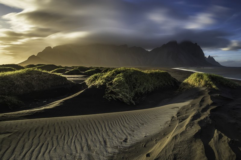 Iceland - Vestrahorn photo preview