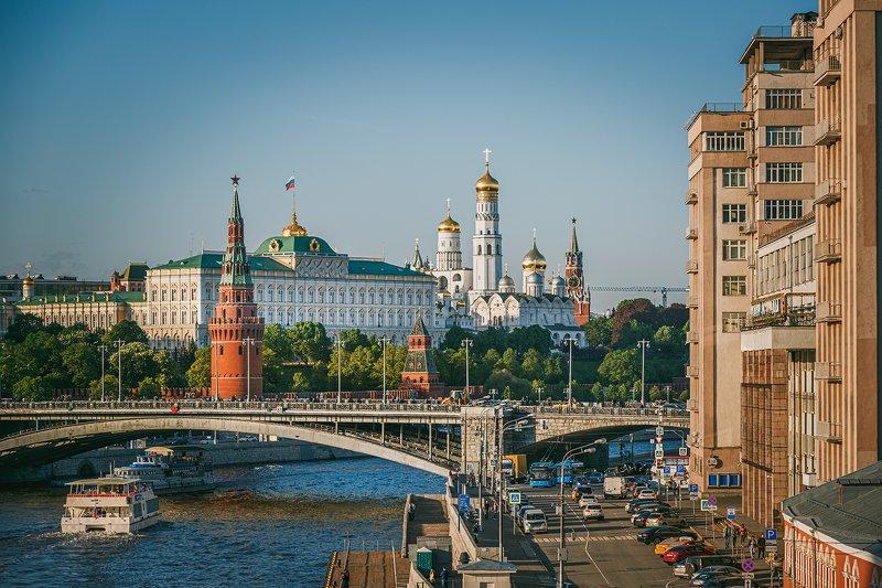 москва, кремль, театр эстрады,  Летний городphoto preview
