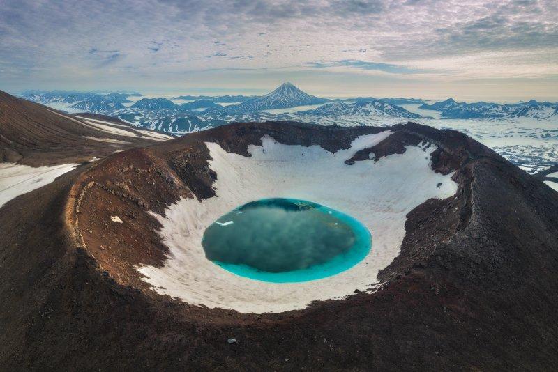 Око вулкана.