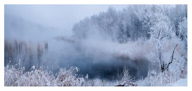Синий туман похож на обман...photo preview