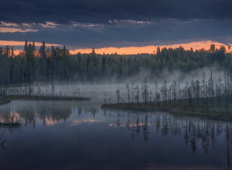 Тишина рассвета фото превью