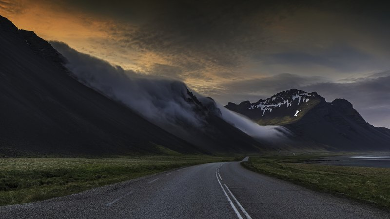 Iceland  Road nr 1 - Iceland photo preview