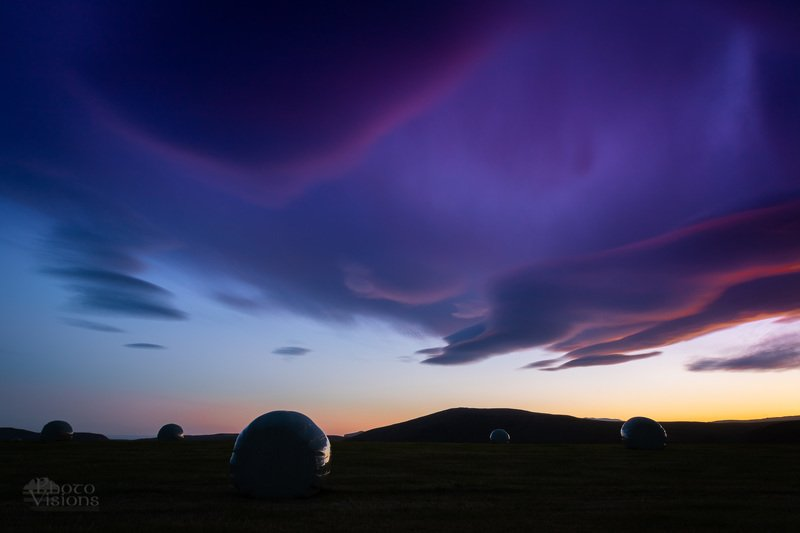iceland,night,sunset,sky,summer, Night over Icelandphoto preview