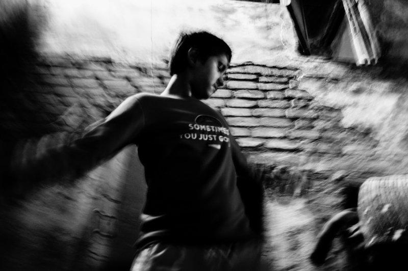 Концепт,Черно белое Заблудший сынphoto preview