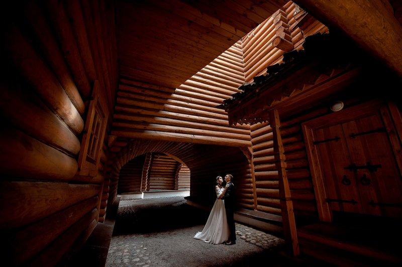 коломенское, невеста, деревянный дворец photo preview