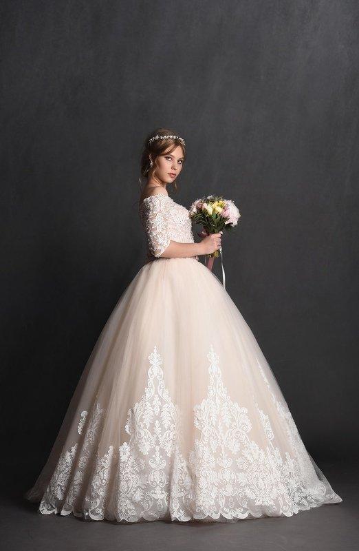 портрет, модель, студия, portrait, fashion, model, girl, wedding, bride, art, студия, studio, невеста Bridephoto preview
