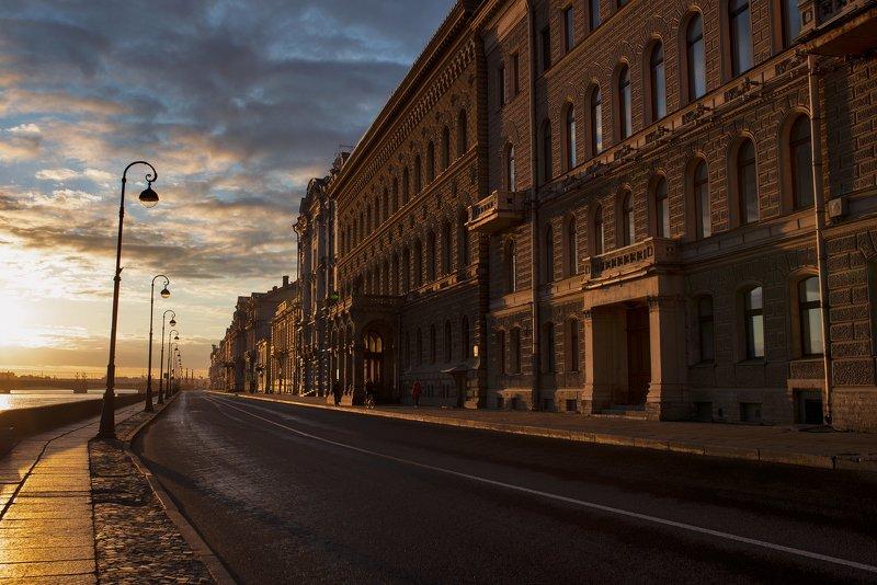 Тёплый Петербургphoto preview