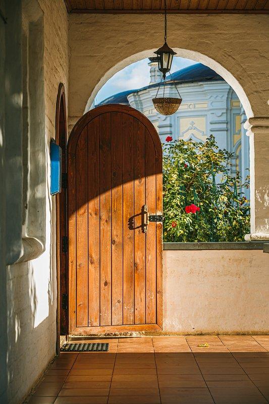 киржач, часовня Вход в надкладезную часовню Преподобного Сергия Радонежского над его св. источникомphoto preview