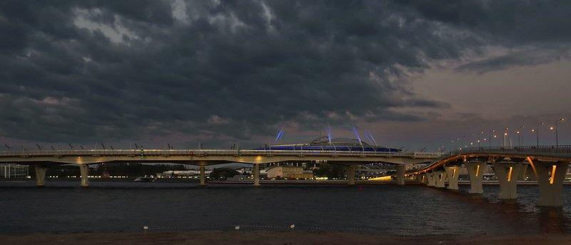 Санкт-Петербург Новые мосты Питераphoto preview