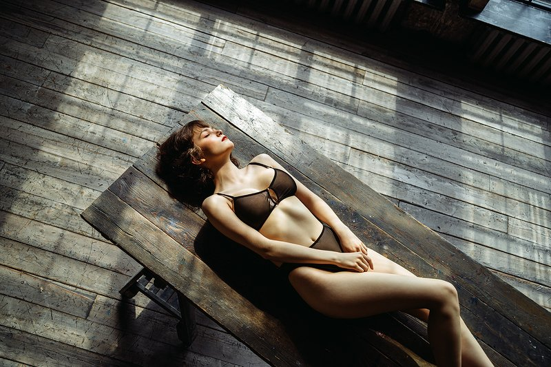 девушка, портрет, милая, cute, portrait, белье, lingerie Vasilisaphoto preview