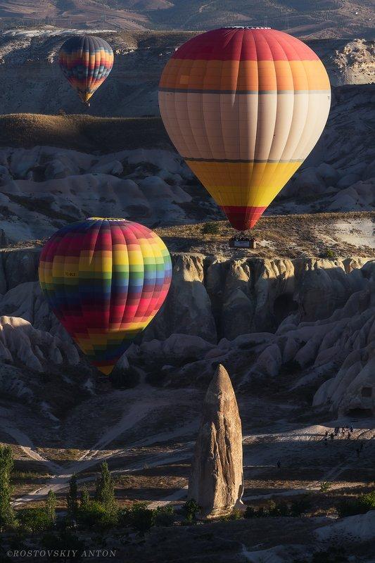 фототур, каппадокия, турция, шары, пейзаж Фототур в Каппадокию   Cappadociaphoto preview