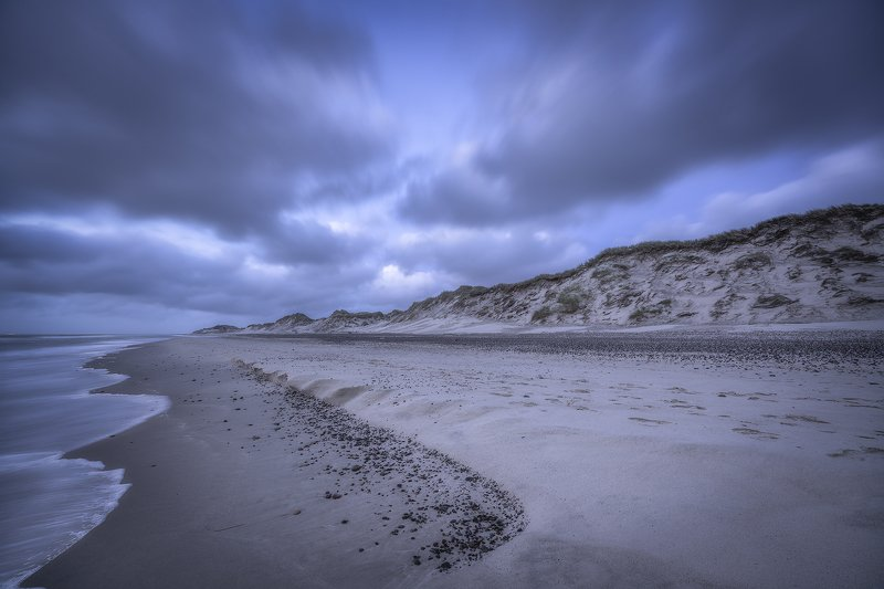 Beach, Blue, Blue Hour, Clouds, Denmark Sea, Dune, endless, Evening, Evening Mood, Horizon, mist, Moody, NordJylland, North Sea, Ocean, outdoors, Sand, Sand dunes, Sea, seafront, Seashore, Shore, Skagen, Tidal waves, Tide, Walk, Walking, Waterside, Waves, Peacephoto preview