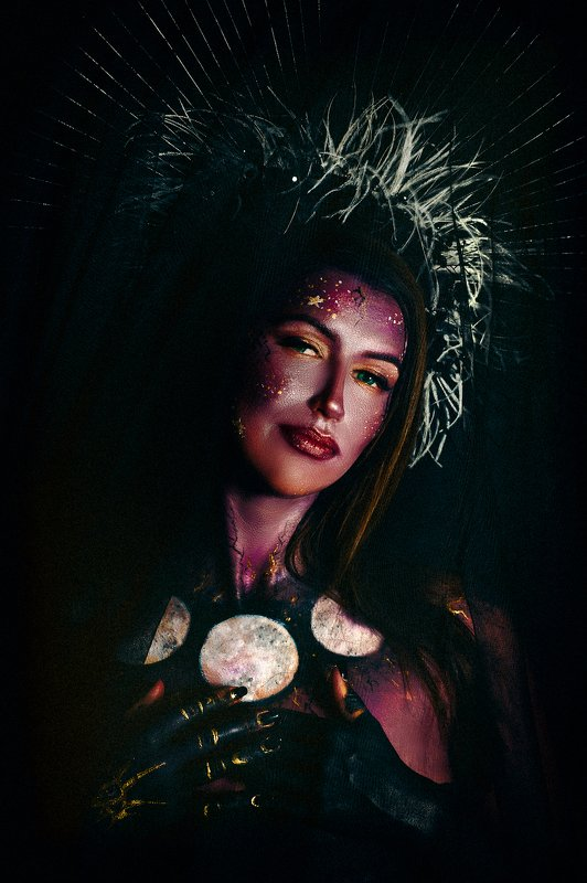 woman, beauty, fashion, art, studio, light Lunaphoto preview