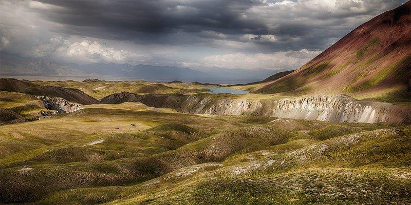 кыргызстан, горы Вселенная \