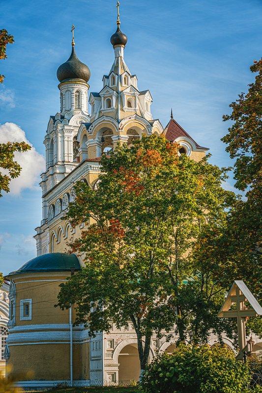 церков, всемилостивого, спас Храм Всемилостивого Спаса в Киржачеphoto preview