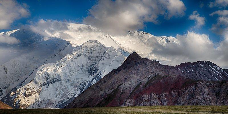 кыргызстан, горы Пик Ленинаphoto preview
