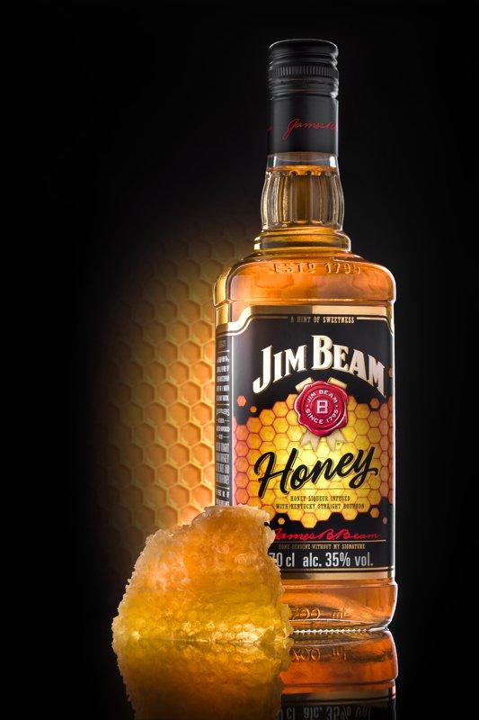 Джим Бим медовыйphoto preview