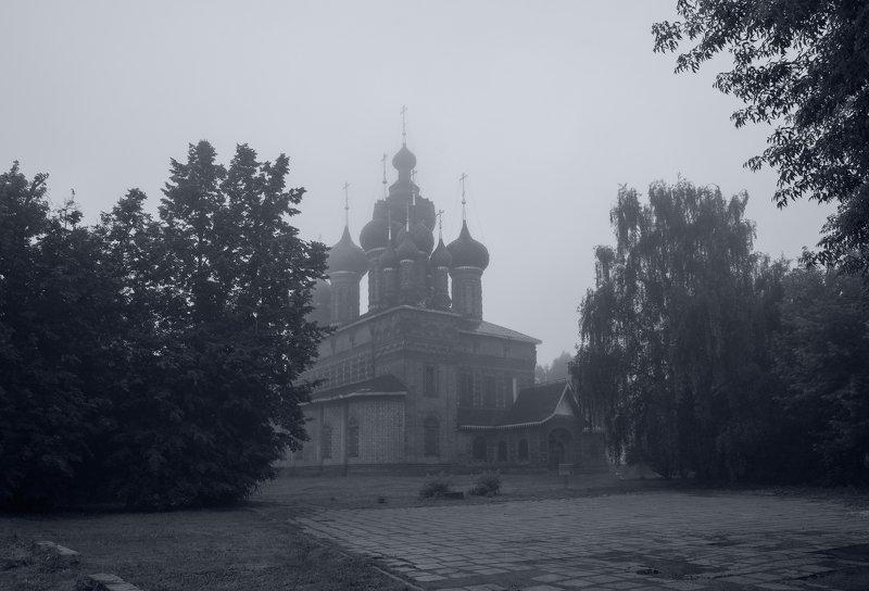 туман, иоанна предтечи, утро Туман отступалphoto preview