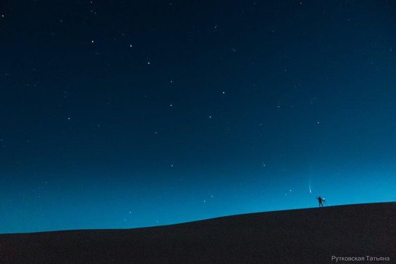 дотянуться до звезд...photo preview