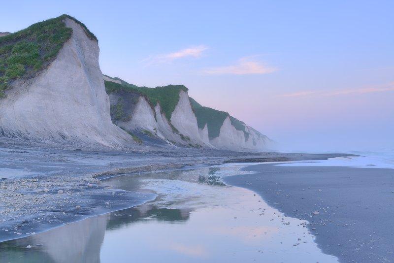 Голубое утро у Белых скал...photo preview
