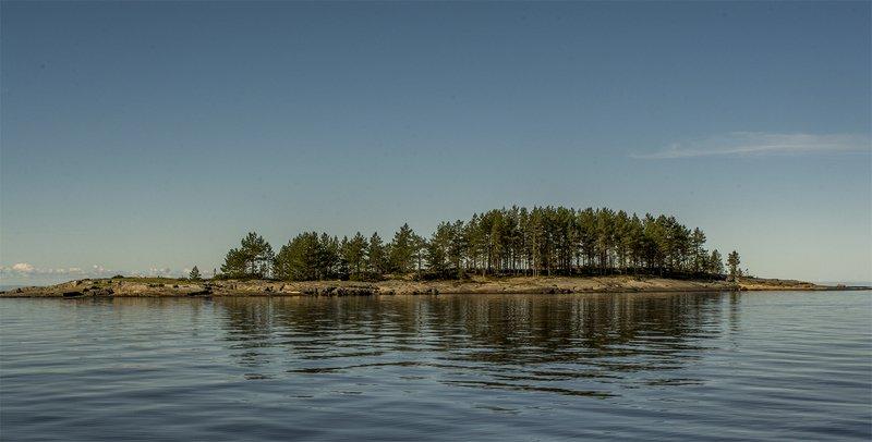 Островки Белого моря.photo preview