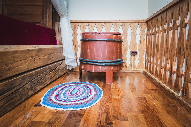 дом красовских, бочка, старинный,  В историческом Доме Красовских в Киржачеphoto preview