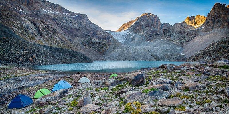 кыргызстан, горы Грибочки на бережочкеphoto preview